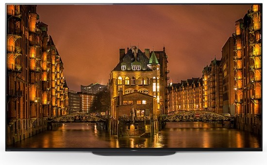 Android Tivi OLED Sony 4K 55 inch KD-55A9G