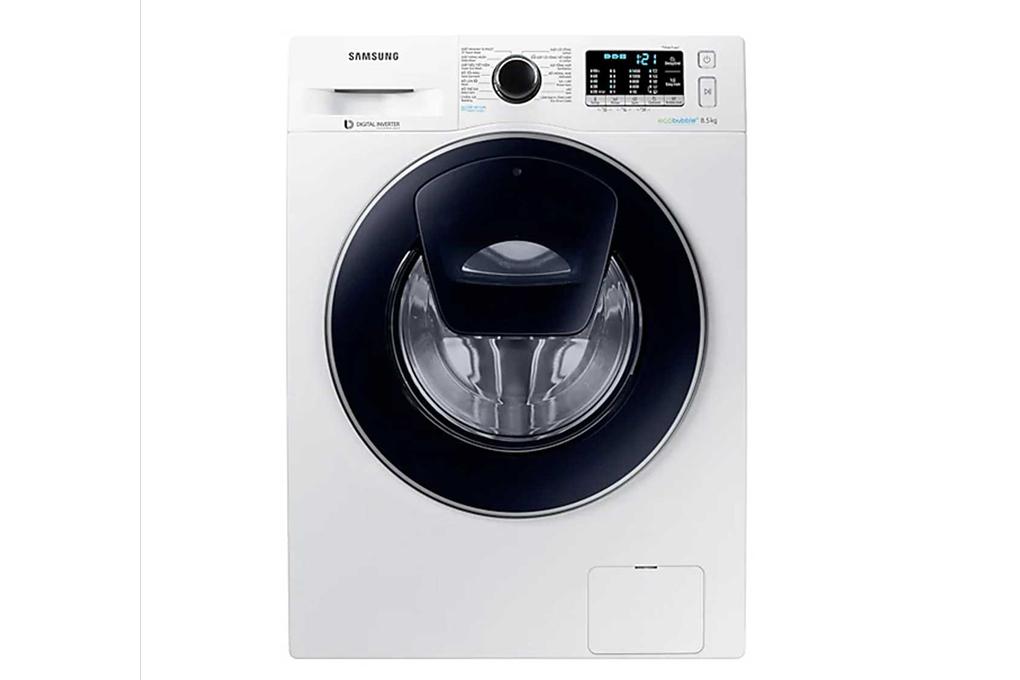 Máy giặt Samsung Addwash Inverter8.5 Kg WW85K54E0UW/SV