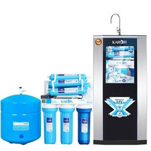 Máy lọc nước lõi ORP Karofi KT90IQ-A (9 cấp) - Kèm tủ IQ