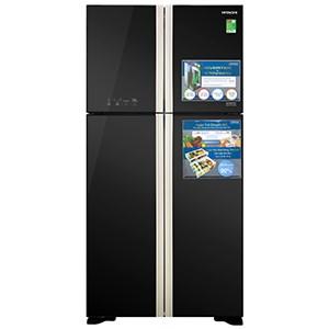 Tủ lạnh Hitachi Inverter 509 lít R-FW650PGV8 GBK Mẫu 2019