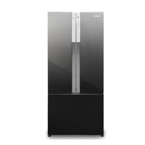 Tủ lạnh Panasonic Inverter 494 lít NR-CY550HKVN Xám đen