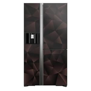 Tủ lạnh Hitachi 569 lít Inverter R-FM800XAGGV9X GBZ