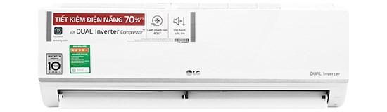 Điều Hòa LG 1 Chiều 9000BTU Inverter V10ENW