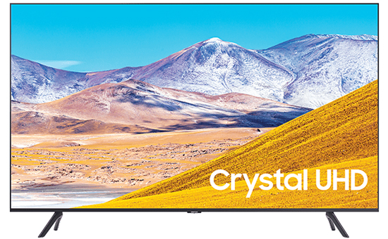 Smart Tivi Samsung 4K 34 inch 43TU8100