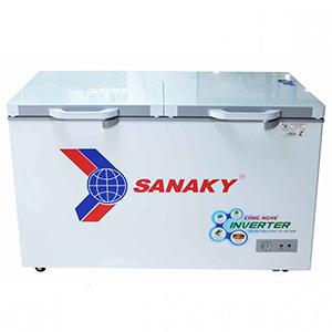 Tủ đông Sanaky Inverter 208 lít VH-2599W4K