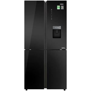 Tủ lạnh Aqua Inverter 456 lít AQR-IGW525EM GB