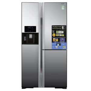 Tủ lạnh SBS 3 cánh HITACHI R-FM800GPGV2X (MIR) - 584 Lít