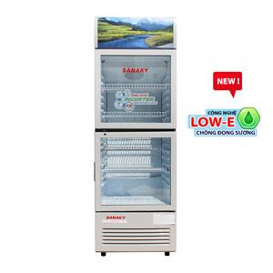 Tủ mát Inverter Sanaky VH-358W3L 350 lít