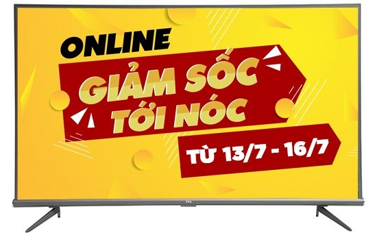 Tivi TCL 4K Android 43 inch L43A8