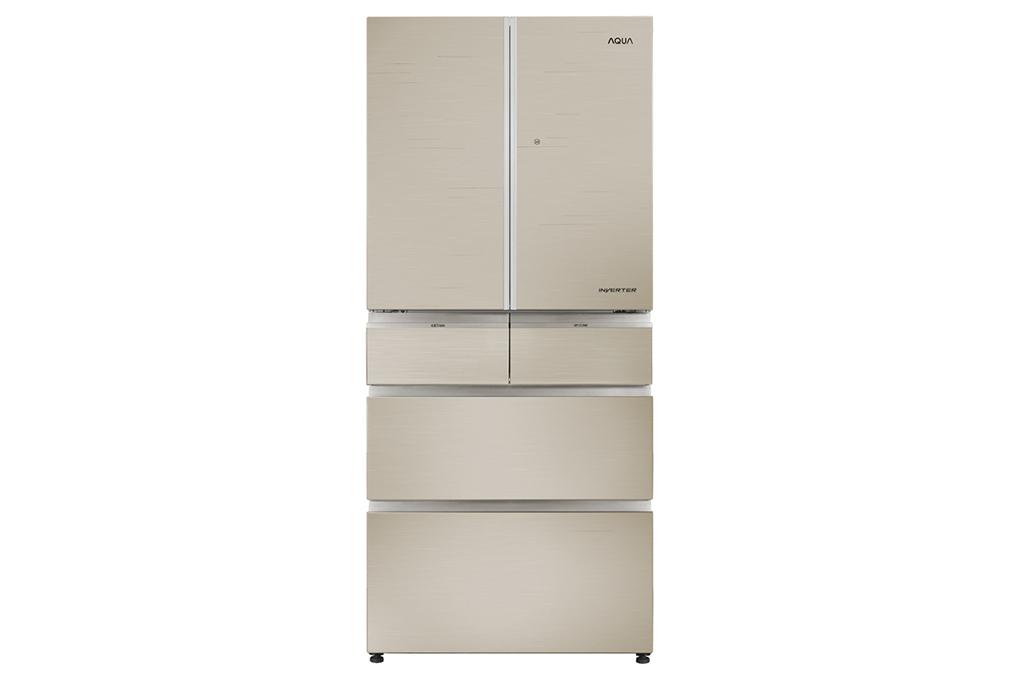 Tủ lạnh Aqua Inverter 515 lít AQR-IG686AM (GC)