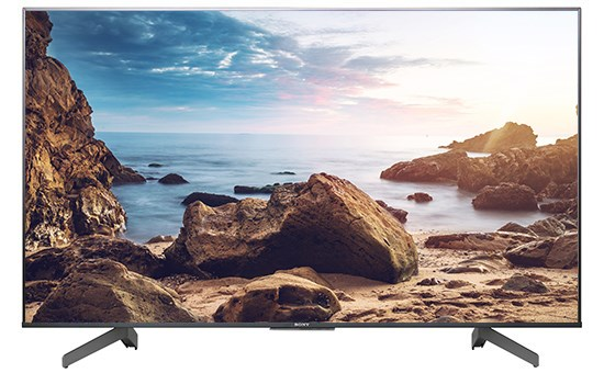 Android Tivi Sony 4K 55 inch KD-55X8500H