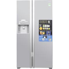Tủ lạnh SBS Hitachi R-FS800GPGV2 (GS) - 605 Lít