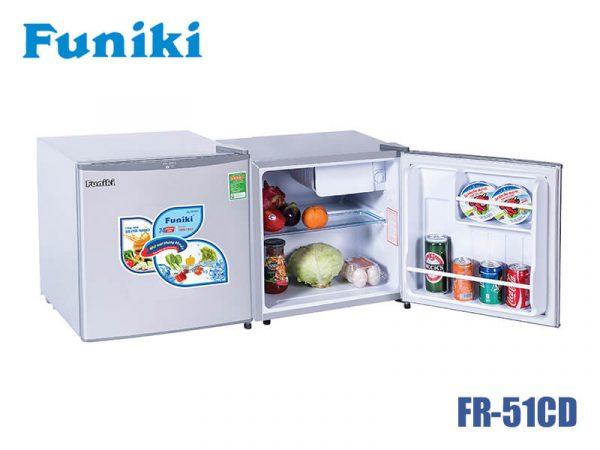 Tủ lạnh Funiki FR-51CD tủ mini 50 lít