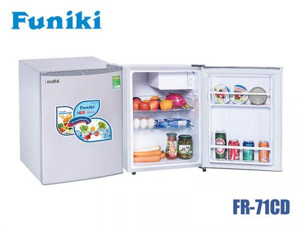 Tủ lạnh Funiki FR-71CD tủ mini 74 lít