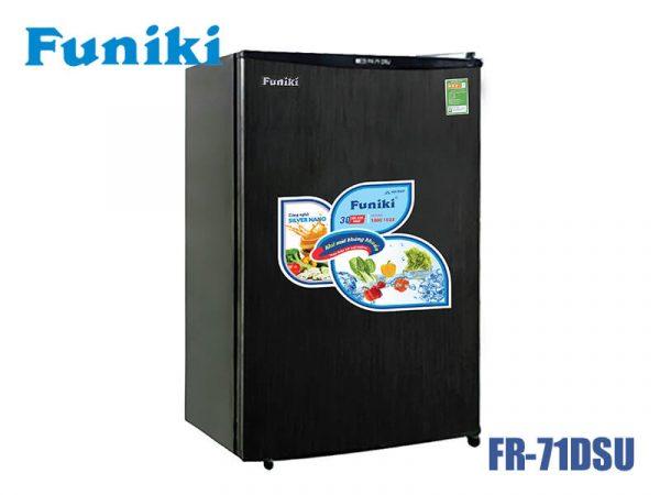 Tủ lạnh Funiki FR-71DSU tủ mini 74 lít