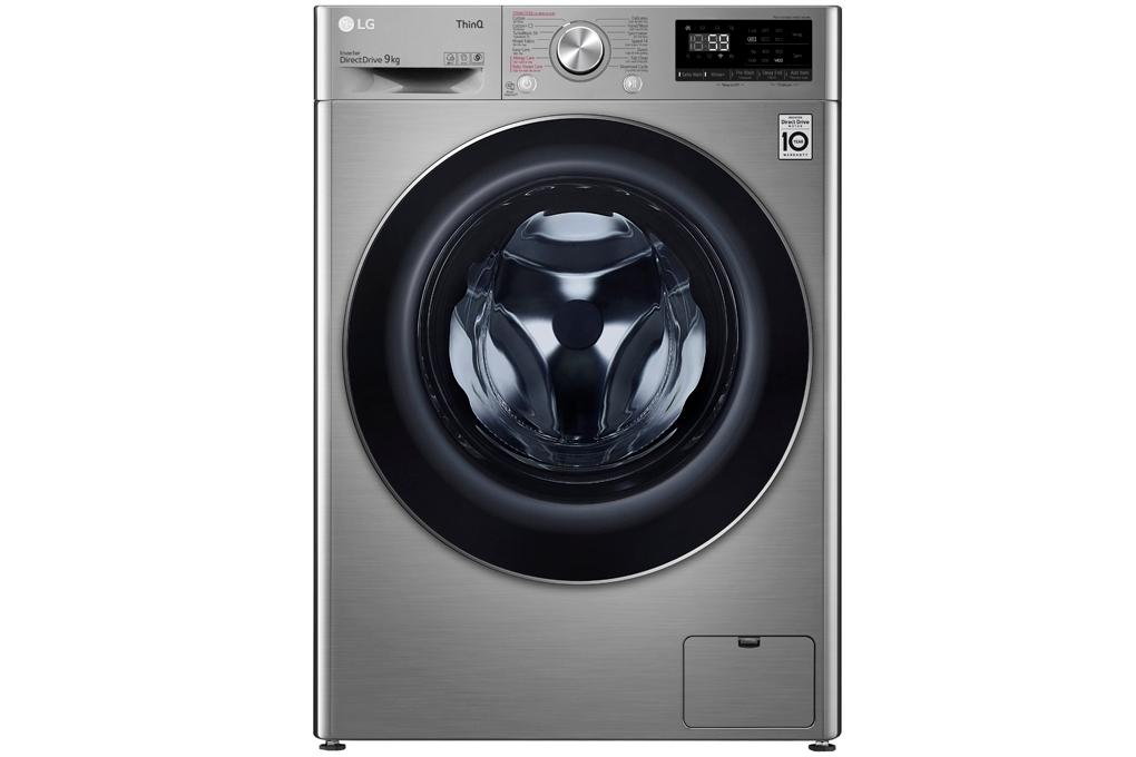 Máy giặt LG Inverter 9 kg FV1409S2V Mới 2020