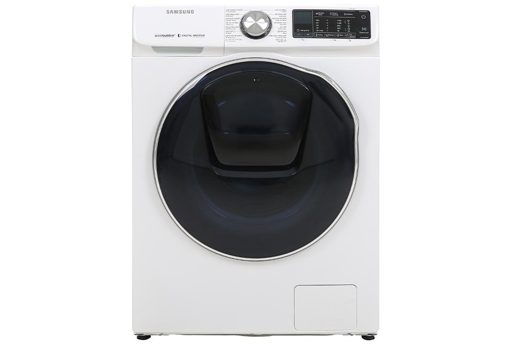 Máy giặt sấy Samsung AddWash Inverter 10.5 kg WD10N64FR2W/SV