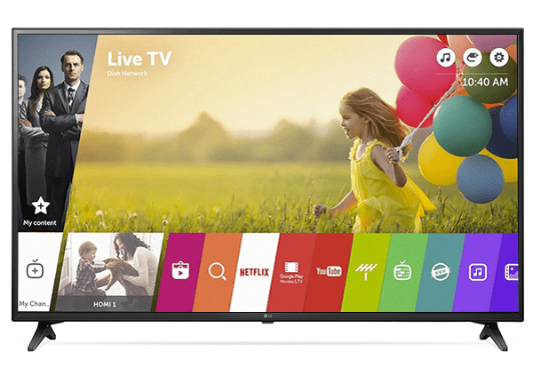 Smart Tivi LG 4K 55 inch 55UN7190PTA ThinQ AI