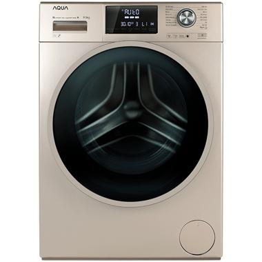 Máy giặt AQUA lồng ngang 9.5kg AQD-DD950E.N