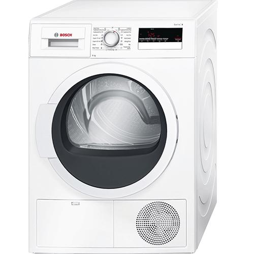 Máy sấy quần áo Bosch WTB86201SG 8kg, Seri 6