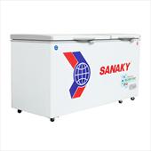 Tủ Đông Sanaky Dàn Đồng Inverter VH6699W3 ( 1 ngăn đông, 1 ngăn mát)