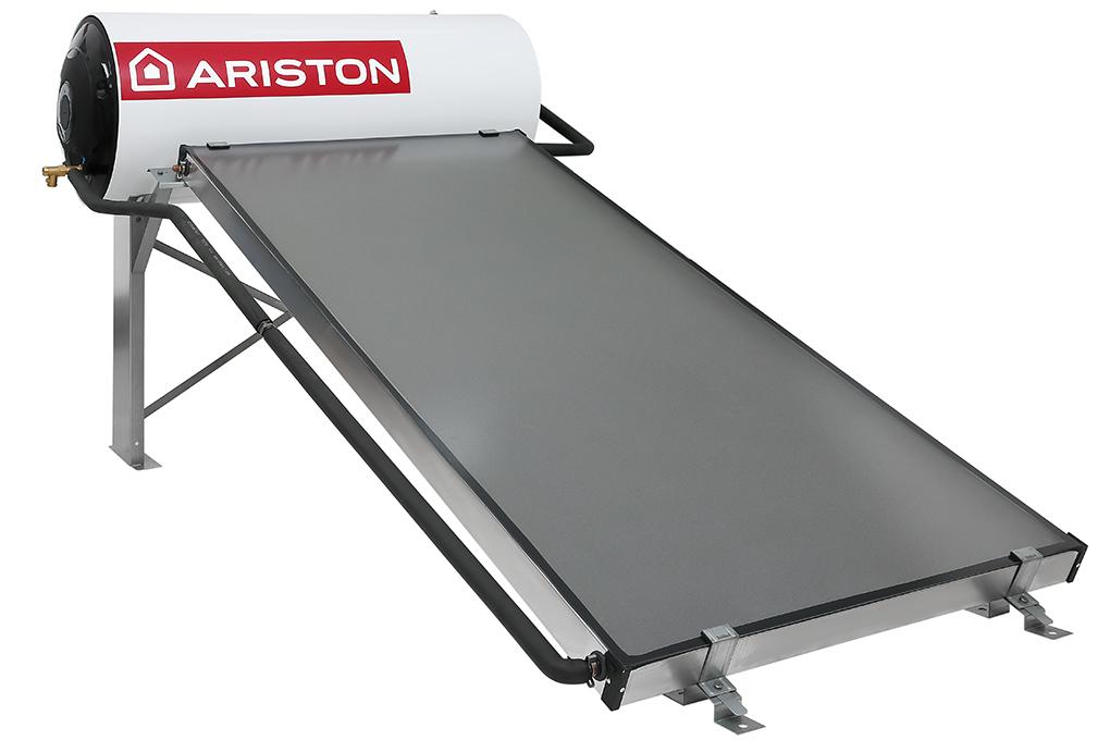 Máy nước nóng năng lượng mặt trời tấm phẳng Ariston 150 lít DR-2 150-1 TR