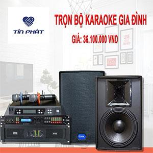 Dàn Karaoke DMX ( combo 1 )