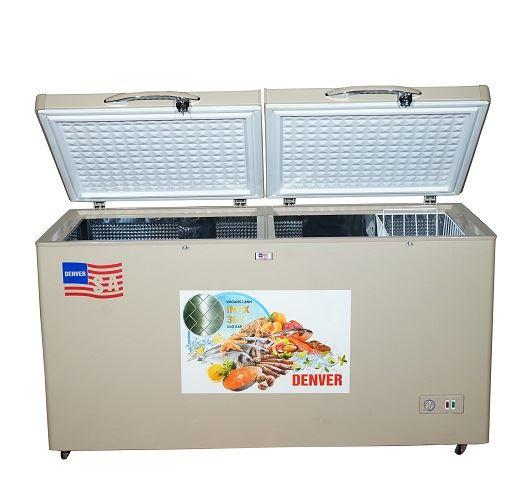 Tủ đông Denver AS 950MDI - Lòng chống dính