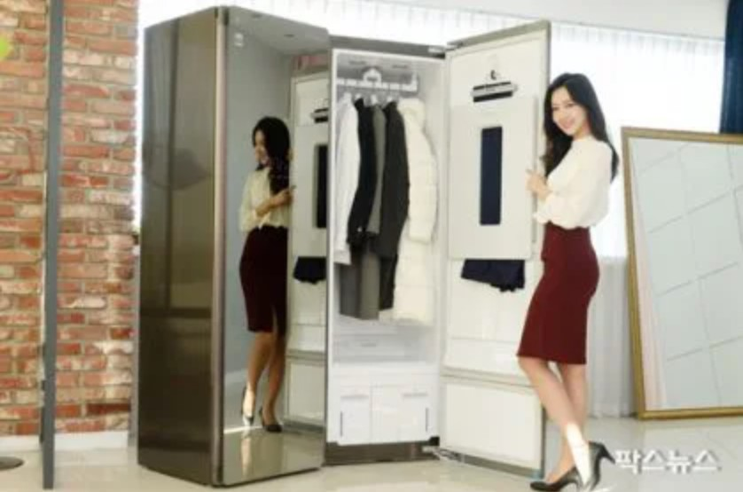 Tủ chăm sóc quần áo thông minh LG Styler S5MB
