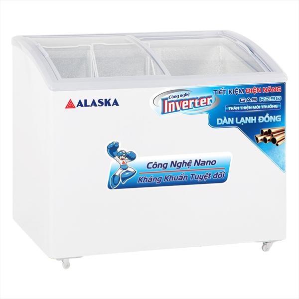 Tủ đông Inverter Alaska KC-210CI