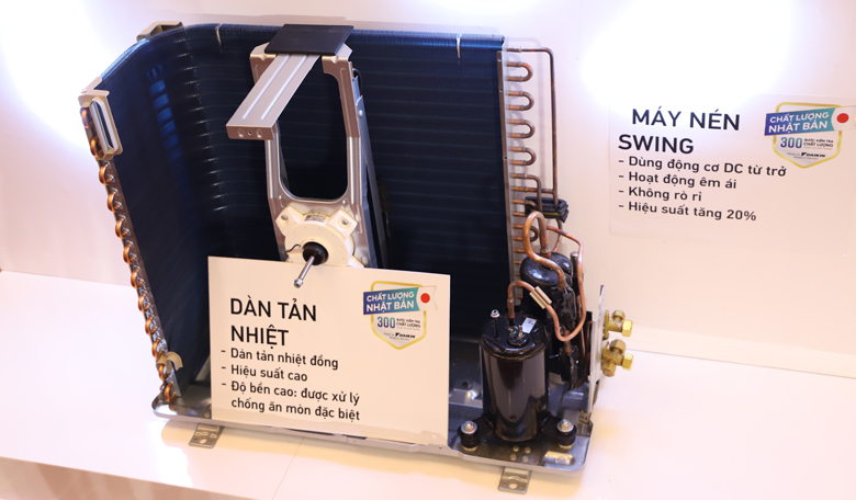 Máy lạnh Dakin 1.0 HP FTKA25UAVMV