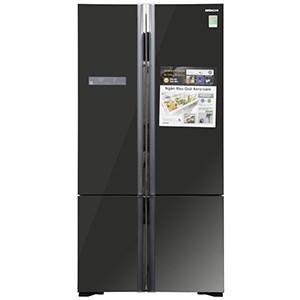 Tủ lạnh Hitachi Inverter 640 lít R-WB800PGV5 GBK