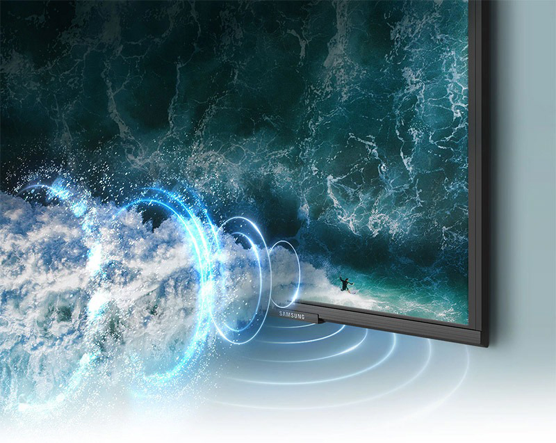 Smart Tivi Samsung QLED 4K 43 inch QA43Q60AA