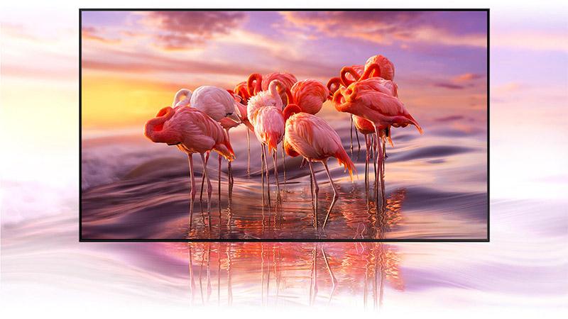 Smart Tivi Samsung QLED 4K 65 inch QA65Q60AA