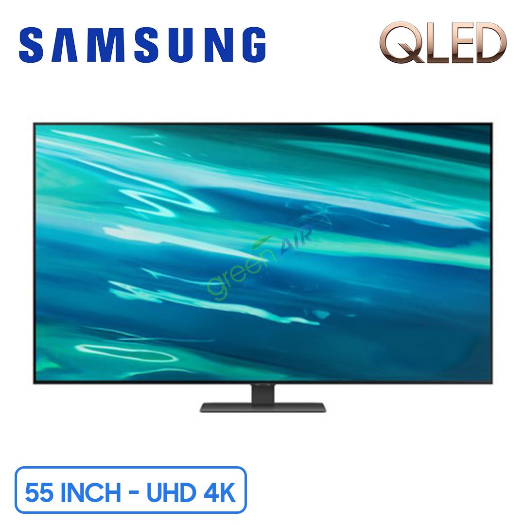 Smart Tivi Samsung QLED 4K 55 inch QA55Q70AA