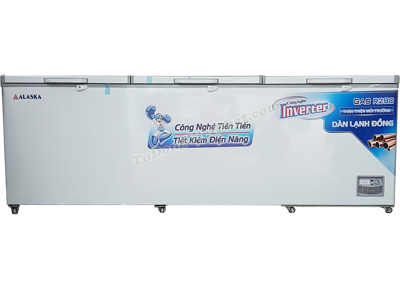 Tủ đông Inverter Alaska HB-1500CI 1500L