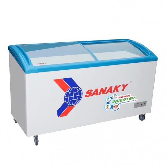 Tủ đông kính cong SANAKY 480 lít VH4899K3