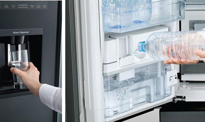Tủ Lạnh Hitachi Inverter 587 Lít R-WB780PGV6X (XGR) 4 Cánh