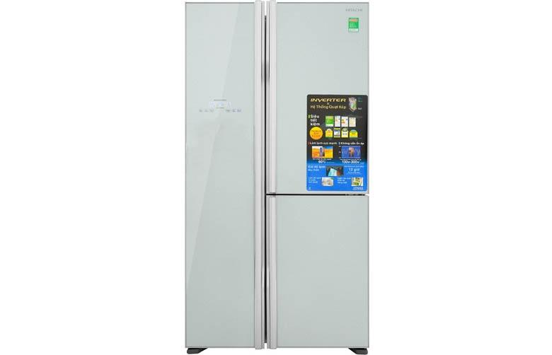 Tủ lạnh Hitachi Inverter 600 lít R-FM800PGV2 GS