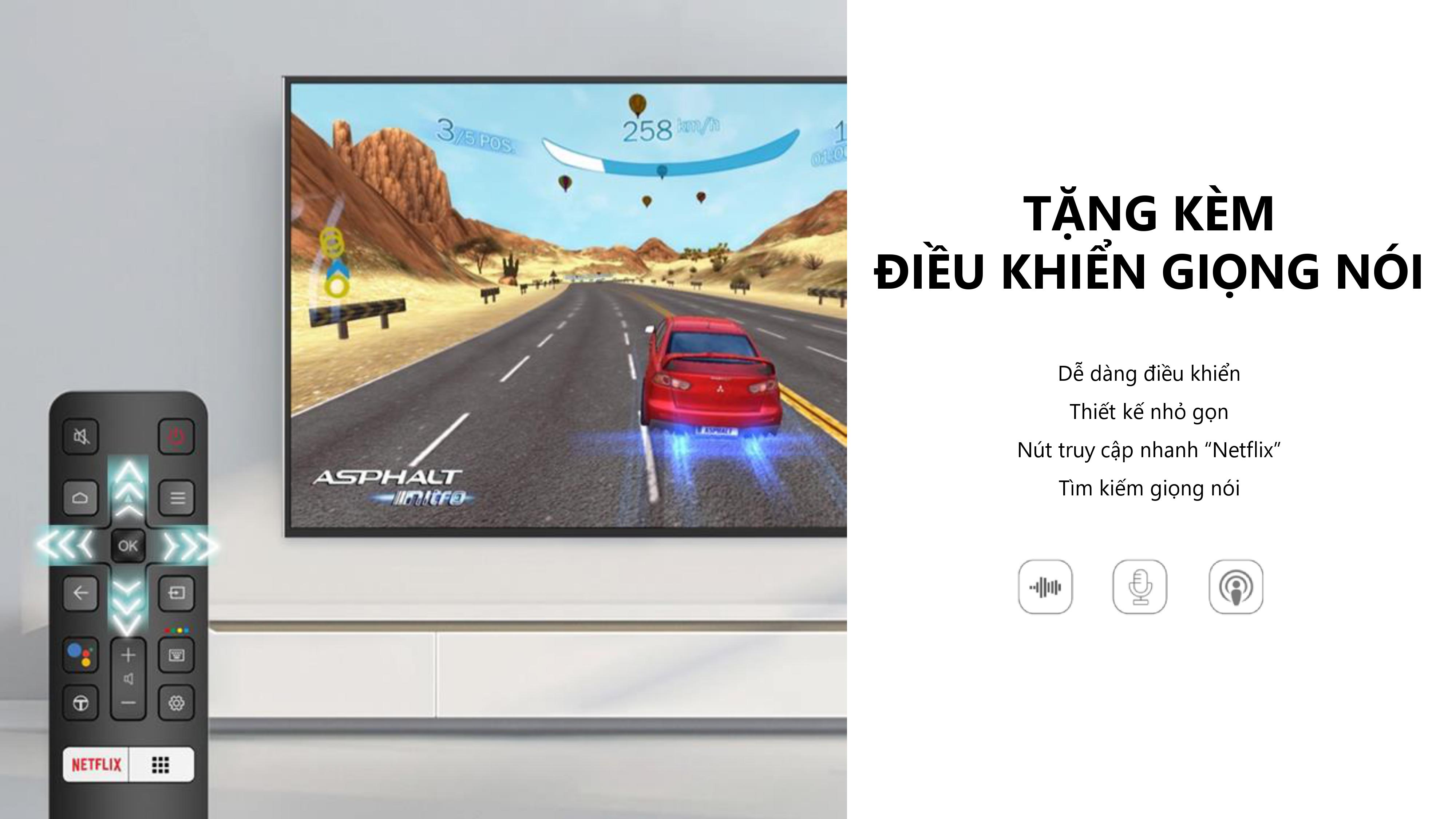 Smart TV TCL Android 8.0 40 inch Full HD Wifi - 40L61