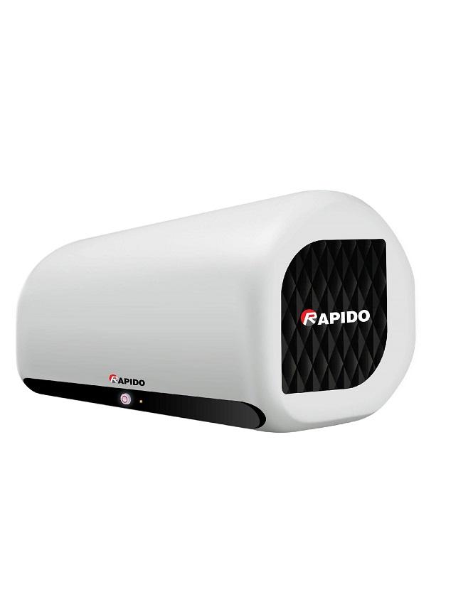 Bình nước nóng Rapido Greta GA 30L, chống cặn, chống giật 2.500W