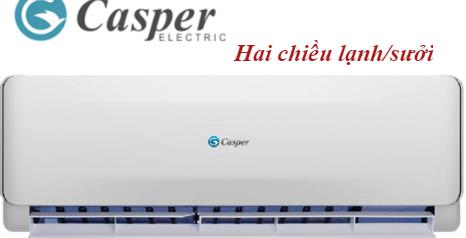 Điều hòa 2 chiều Inverter Casper GH-24TL22
