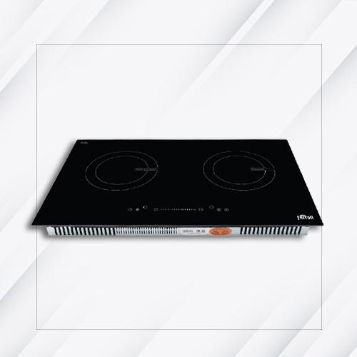 Bếp từ đôi Ferroli-ID4000BS-Điều khiển trượt
