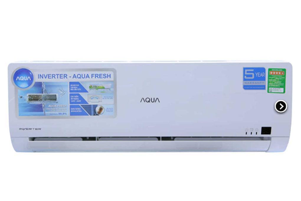 Điều hòa Aqua 1 chiều Inverter 12000 BTU AQA-KRV12WGSB/ AQA-CRV12WGSB