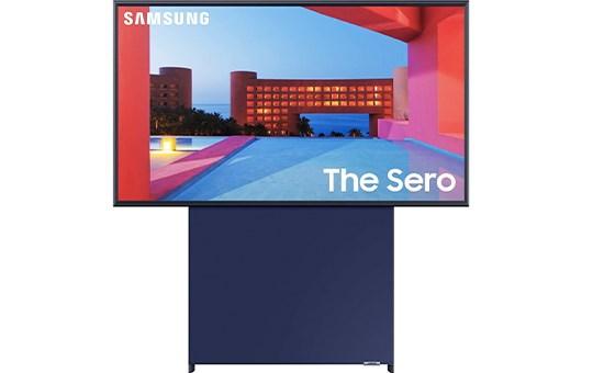 Smart Tivi Màn Hình Xoay The Sero QLED Samsung 4K 43 inch QA43LS05T