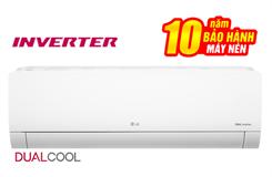 Điều hòa LG Inverter 2 chiều 24000BTU (2.5HP) B24END DUALCOOL