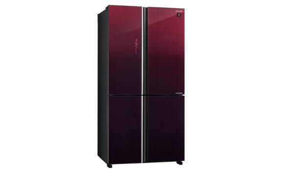 Tủ lạnh Sharp SJ-FXP600VG-MR Inverter 525 lít