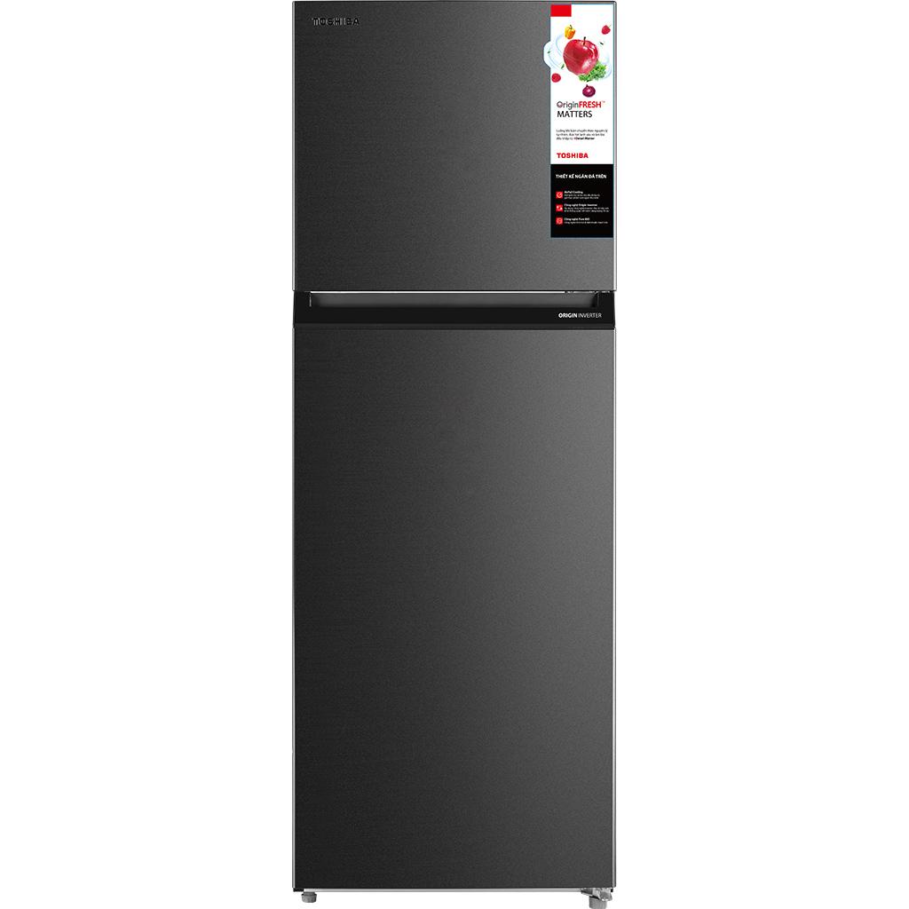 Tủ lạnh Toshiba Inverter 312 lít GR-RT400WE-PMV(06)-MG