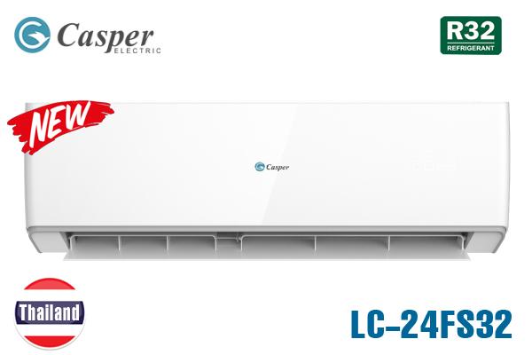 Điều Hòa Casper 24000Btu 1 Chiều LC-24FS32