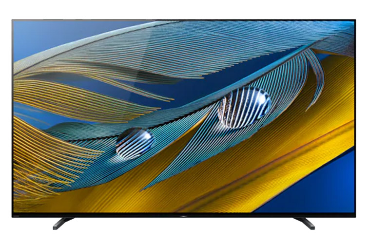 OLED Tivi 4K Sony 77 inch 77A80J Android TV